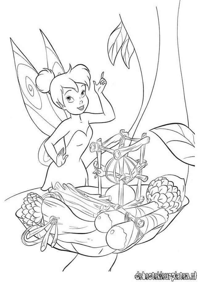 Tinkerbell Images To Print