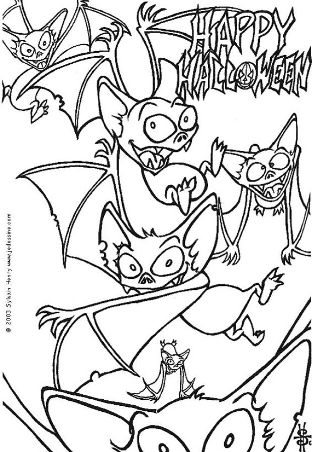halloween bat coloring page - halloween bat pictures coloring home