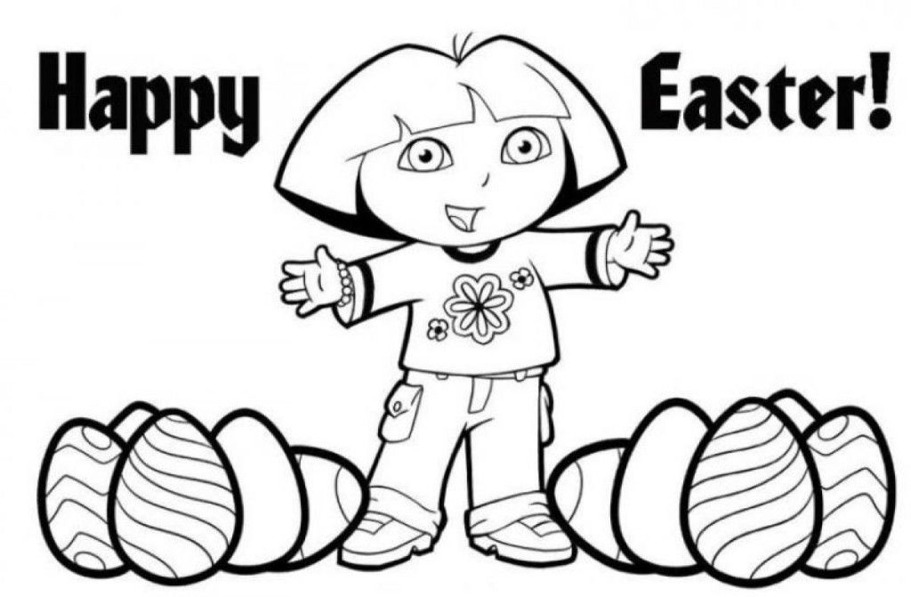 happy easter signs coloring pages - happy easter coloring pages free coloring pages for