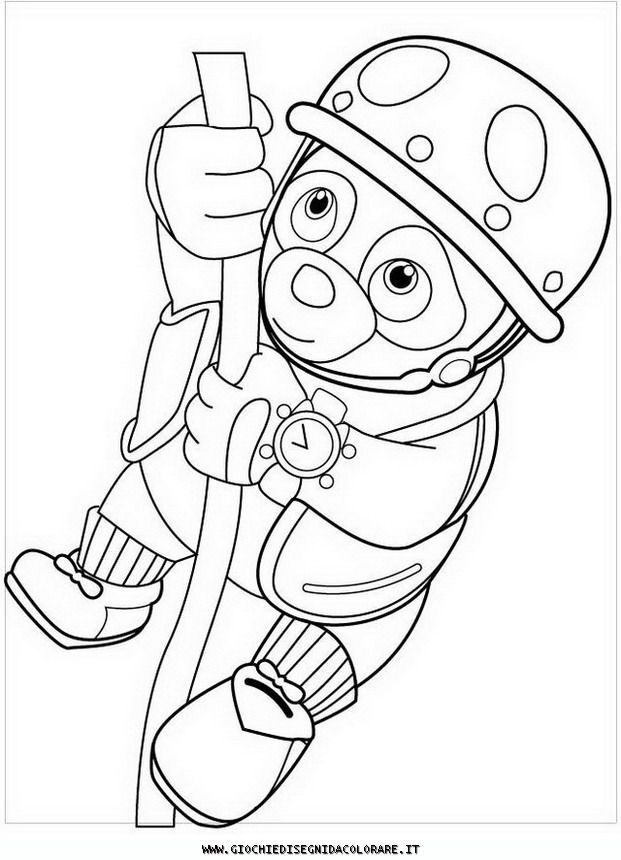 Special agent oso coloring pages coloring home for Special agent oso coloring pages
