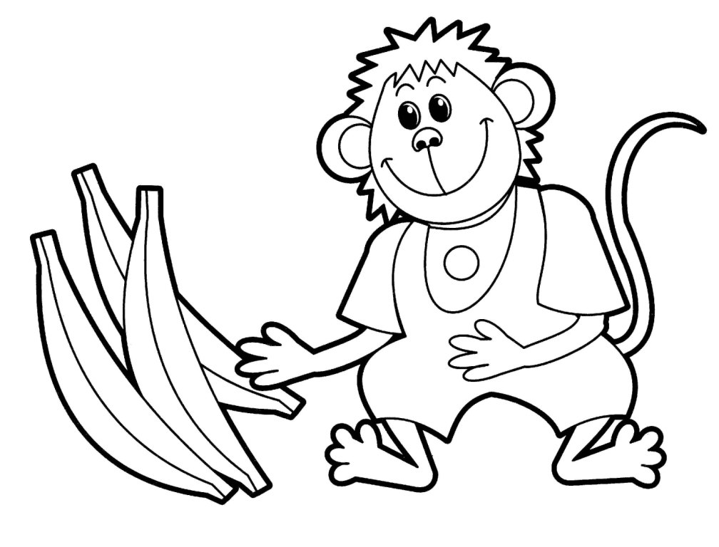 Childrens Coloring Pages Animals