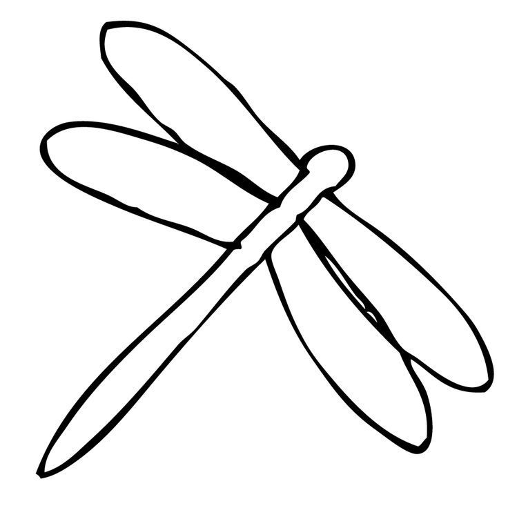 Dragonfly Coloring Pages - AZ Coloring Pages