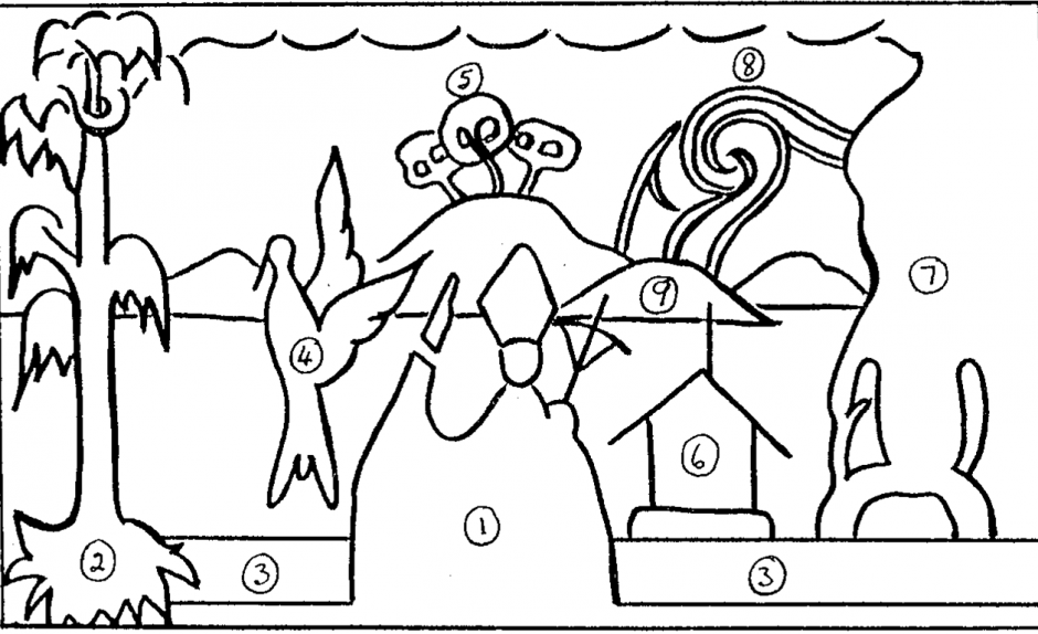 roald dahl matilda coloring pages - photo#16