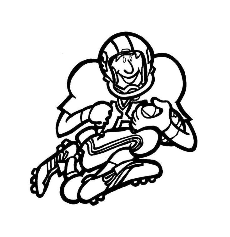 Tennessee Titans Coloring Pages - Coloring Home
