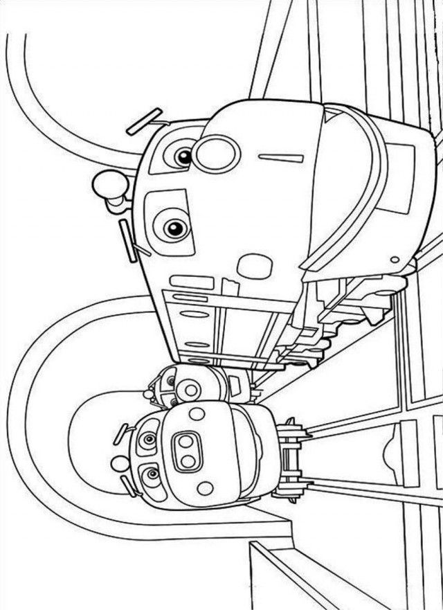 Chuggington coloring page coloring home for Chuggington coloring pages