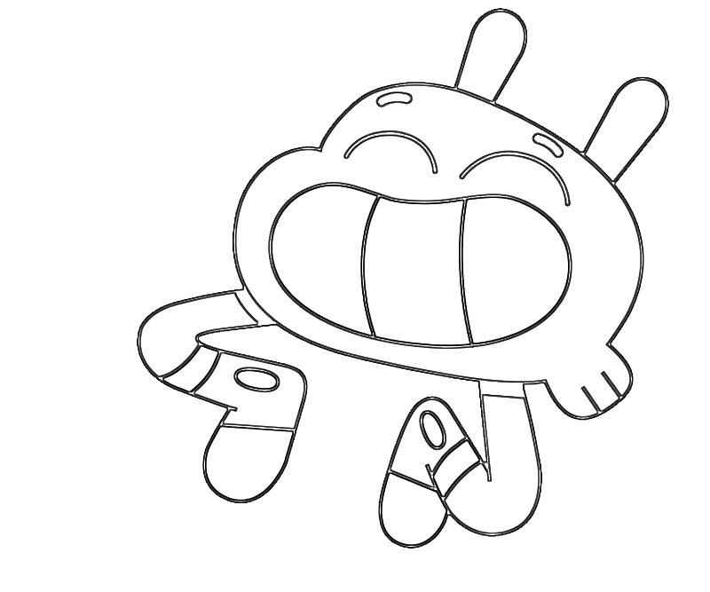 Chowder Coloring Page Az Coloring Pages Chowder Coloring Pages