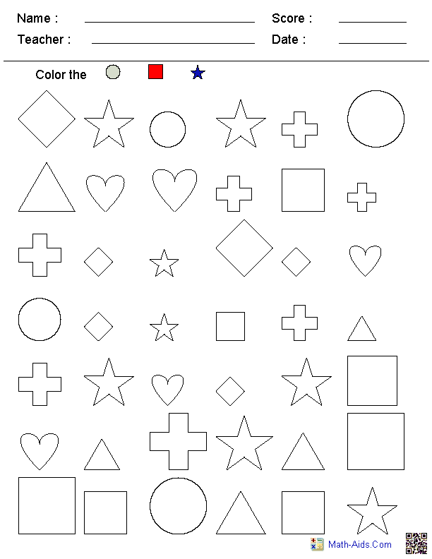 math worksheet : color worksheets for kindergarten  az coloring pages : Color Worksheets For Kindergarten
