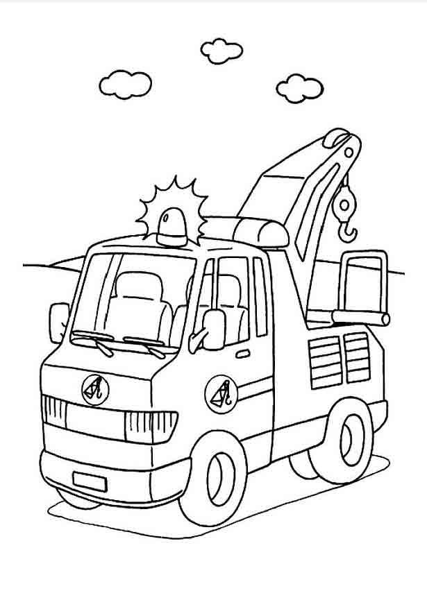 tow trucks for kids
