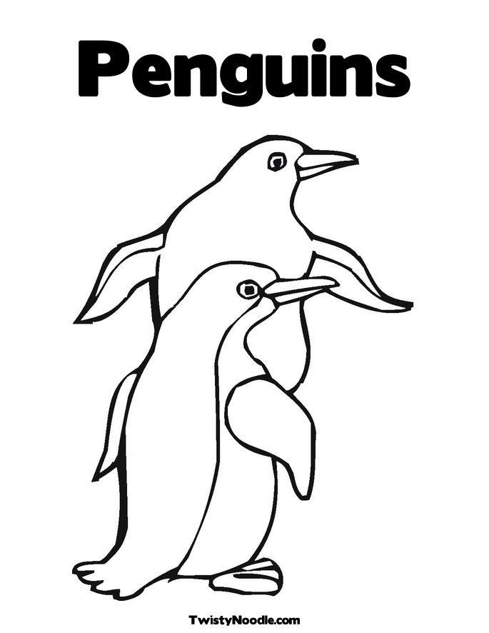 free coloring pages pittsburgh penguins - photo#4