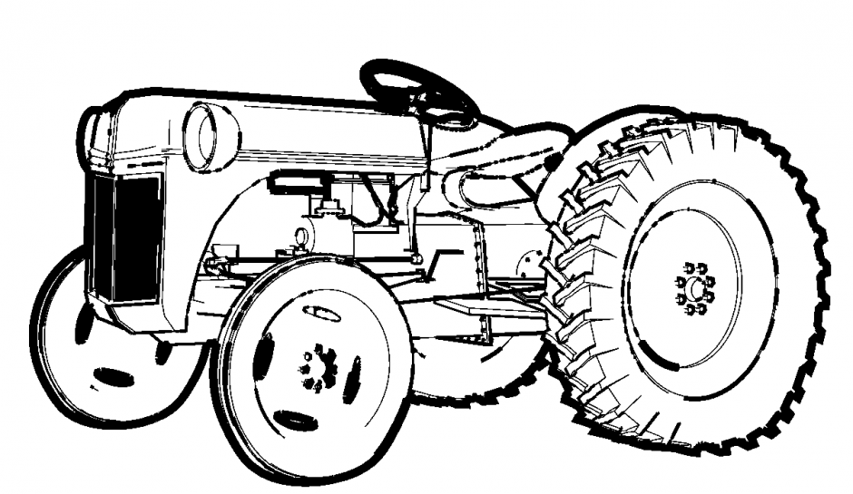 pin john deere tractor farm coloring pages cake on pinterest