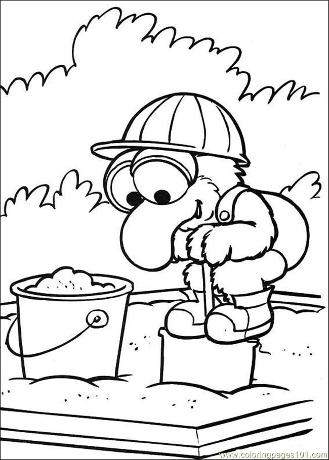 Download Muppet Babies Coloring Page Download Muppets Coloring