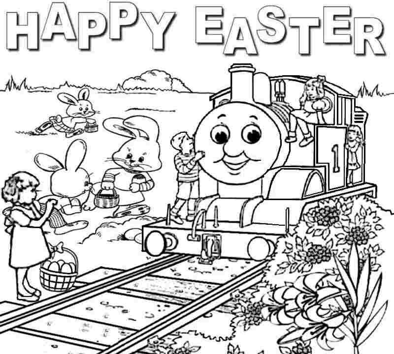 Thomas coloring pages for kids coloring home for Thomas the train color page