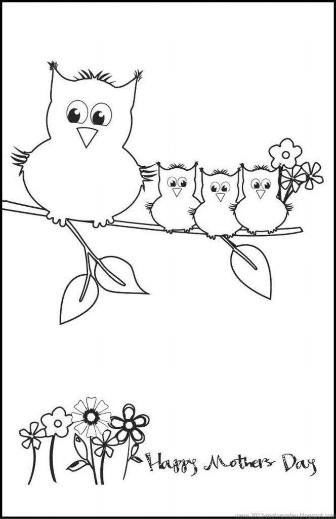 animals cool mother day poems for kids coloring pages picture