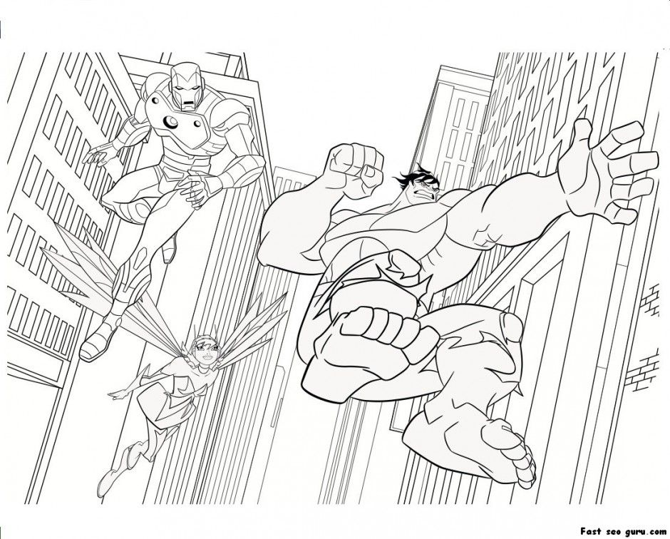 Dc Super Friends Coloring Pages AZ Coloring Pages