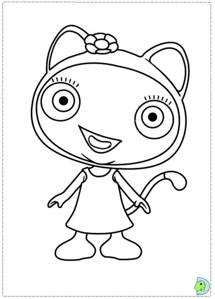 free cooperation coloring pages - photo#32