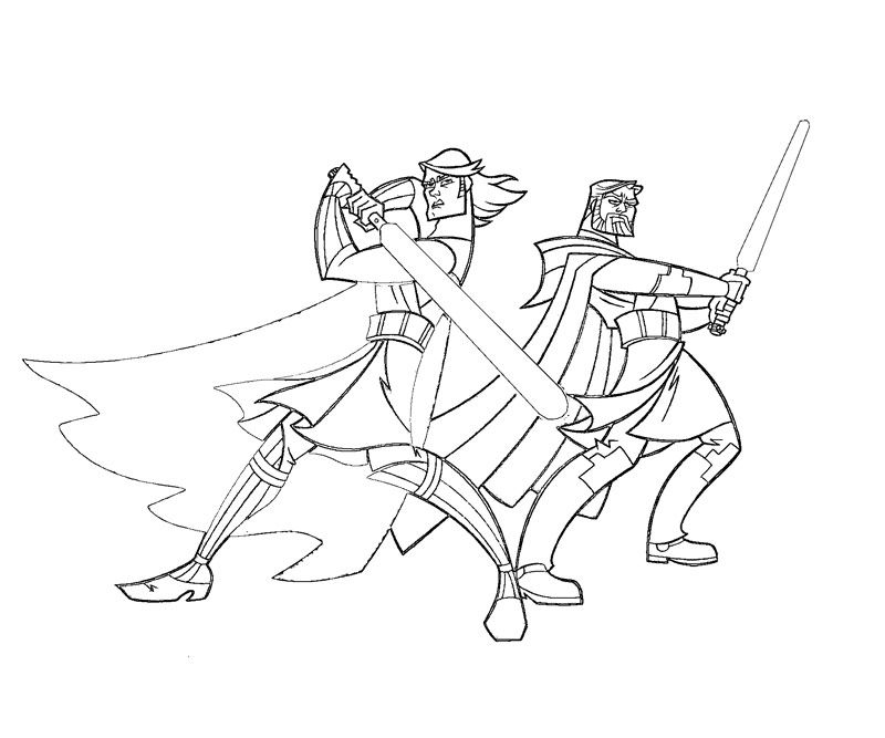 Coloring Pages Anakin Skywalker Coloring Kids Anakin Coloring