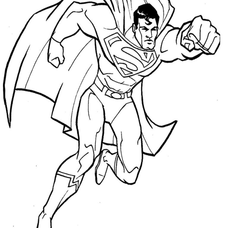 superman logo coloring pages sketch coloring page
