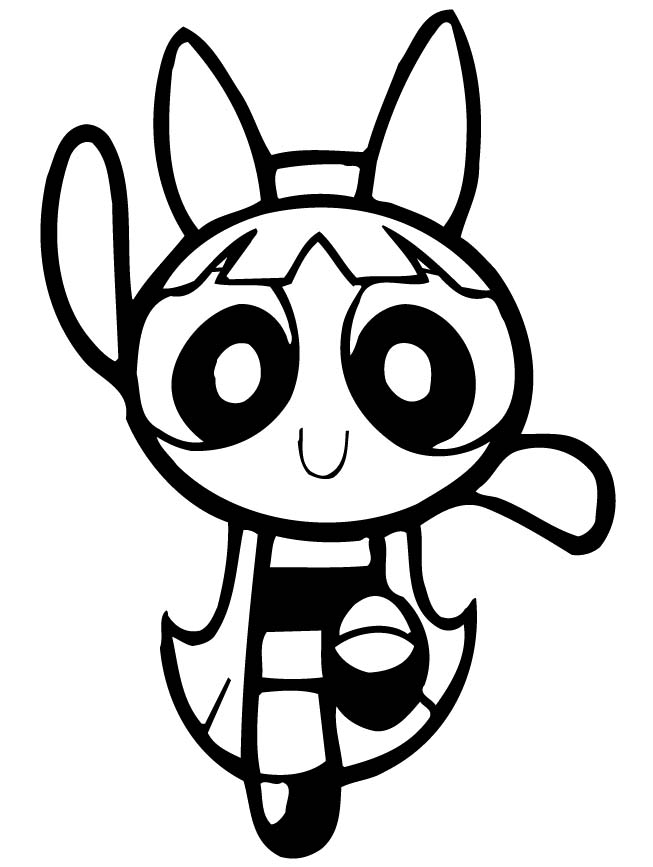 Powerpuff girls coloring games az coloring pages for Powerpuff girls coloring pages