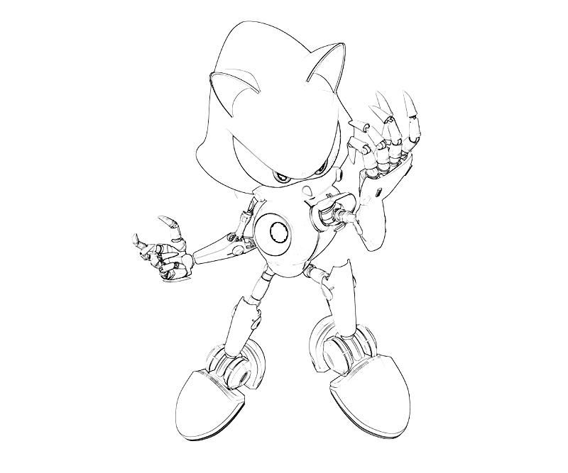 sonic coloring pages to print coloring home