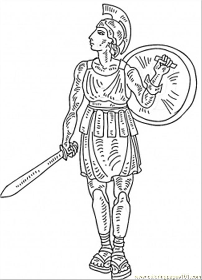 Italian Coloring Pages Coloring