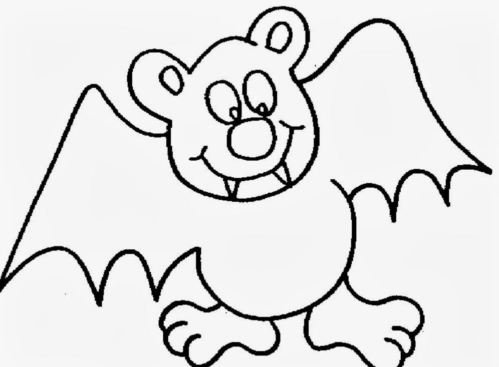 Bats coloring pages coloring home for Bat coloring pages printable