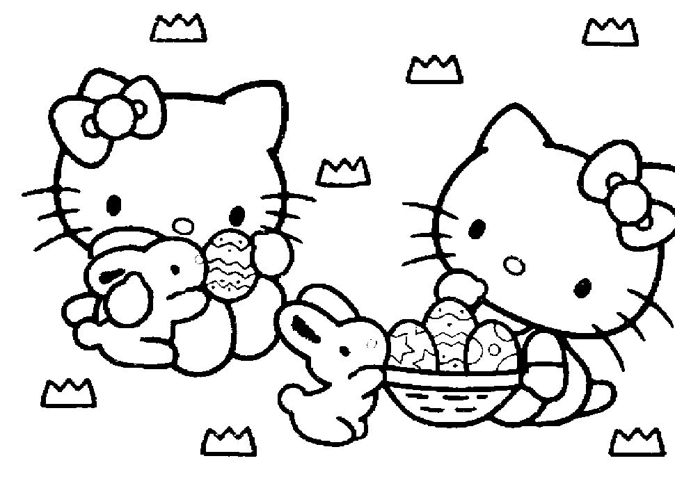 Coloring Pages Hello Kitty Az Coloring Pages Coloring Pages Of Hello