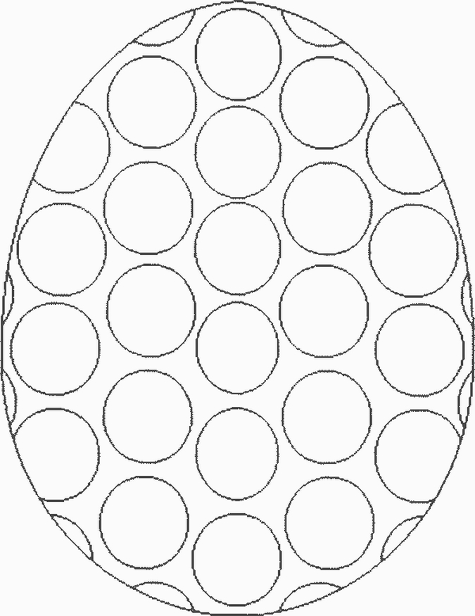 Printable Coloring Eggs : Easter Egg Printable Coloring Pages AZ Coloring Pages