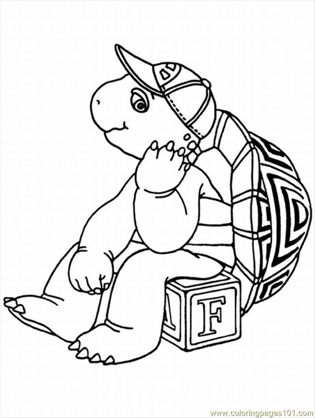 mommy turtle coloring pages - photo#40