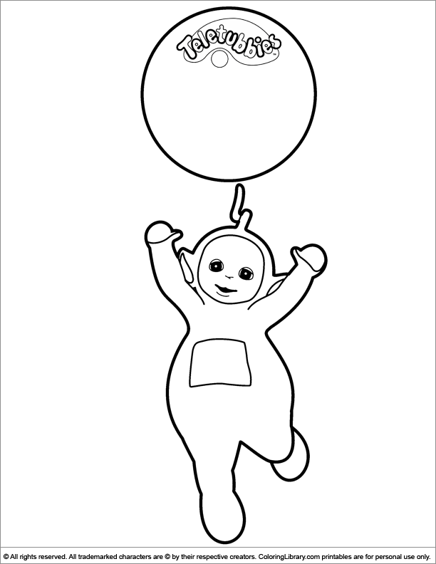 tubby the tuba coloring pages - photo#1