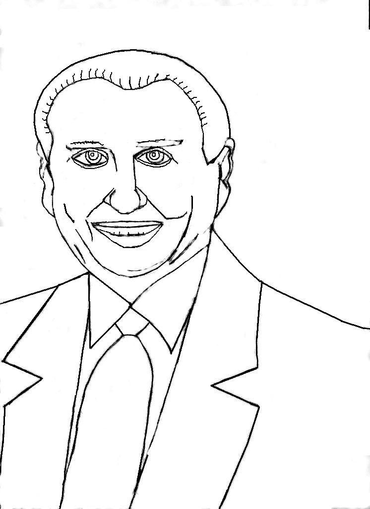 Coloring Pages Doubting Thomas