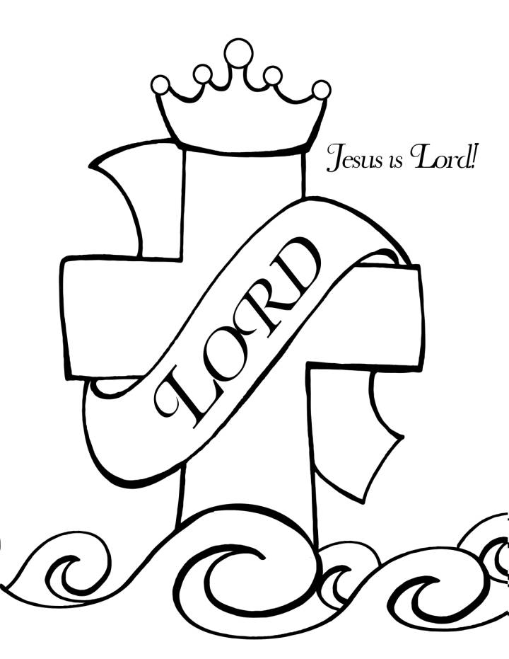 bible crafts coloring pages - photo#34