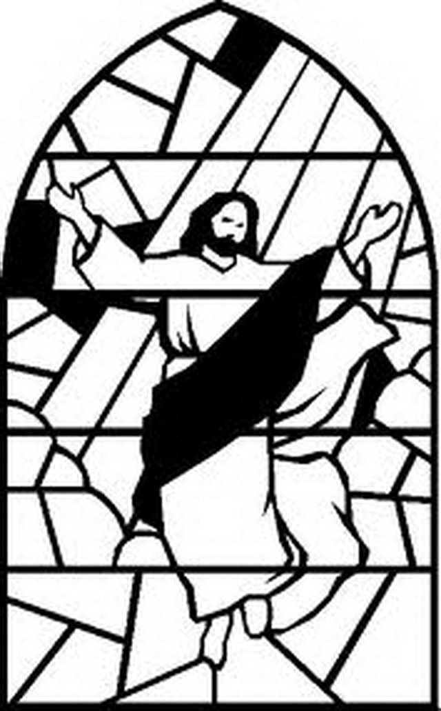 Ascension of Jesus Christ Coloring Pages | Family Holiday