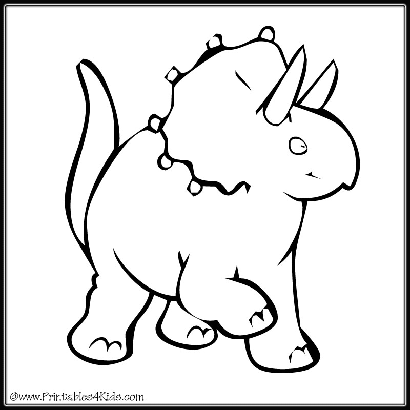 Dinosaur Coloring Pages To Print Az Coloring Pages Dinosaur Coloring Pages Preschool