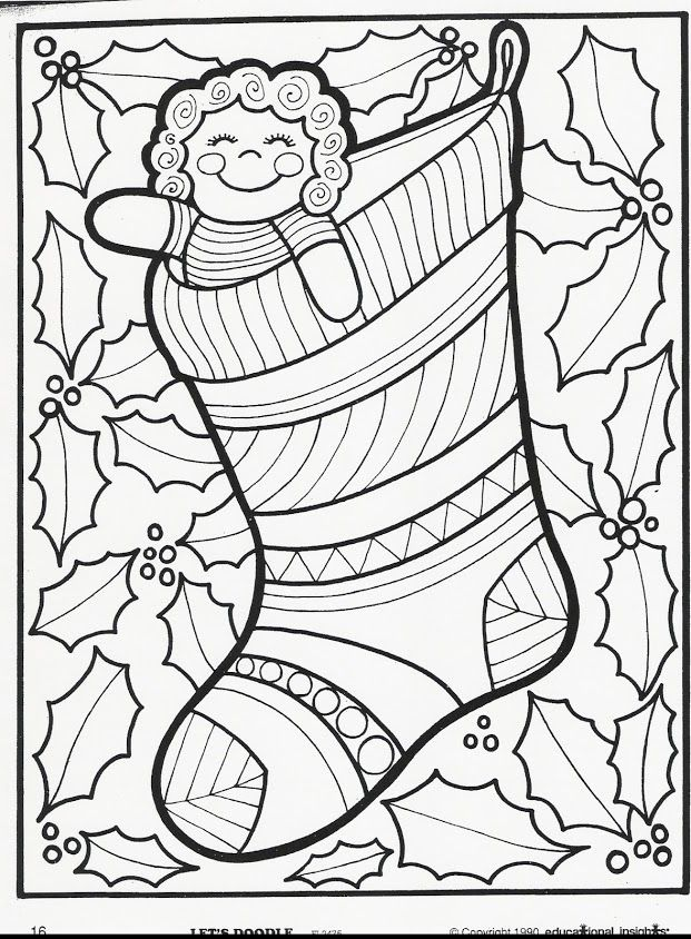 - Free Doodle Art Coloring Pages - Coloring Home