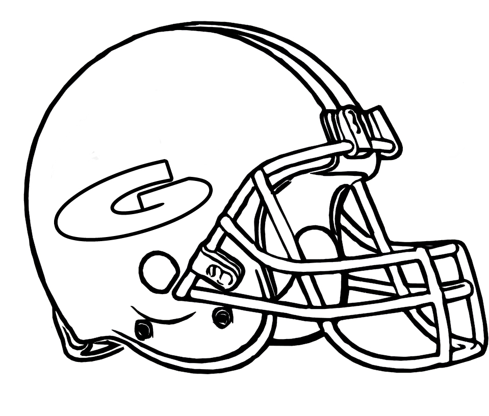 buccaneers helmet coloring pages - photo #28