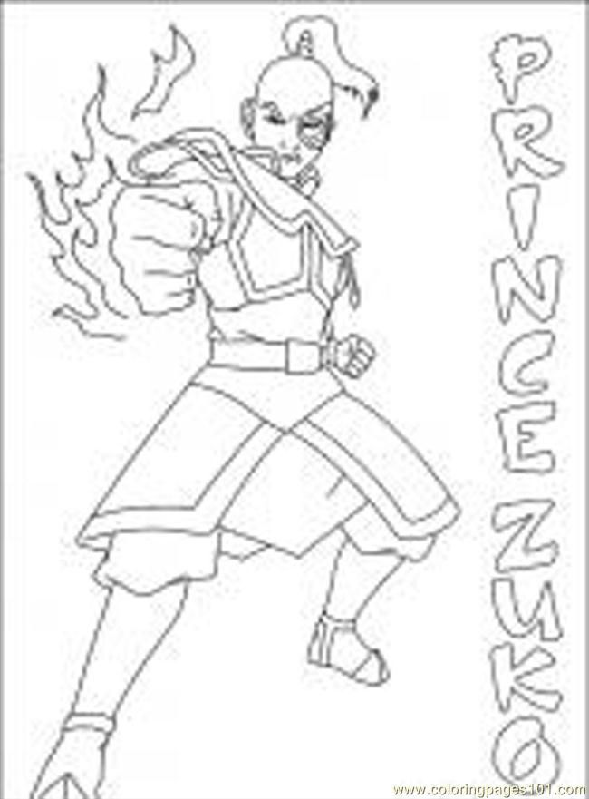 Avatar Printable Coloring Pages Coloring Home