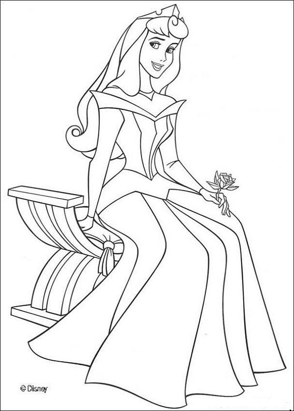 Disney Princess Coloring Book Download : Disney princess printable coloring pages az