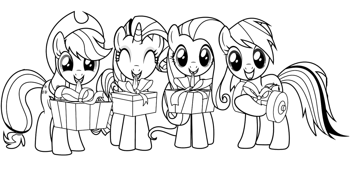 My Little Pony Coloring Pages Az Coloring Pages Az Coloring My Pony
