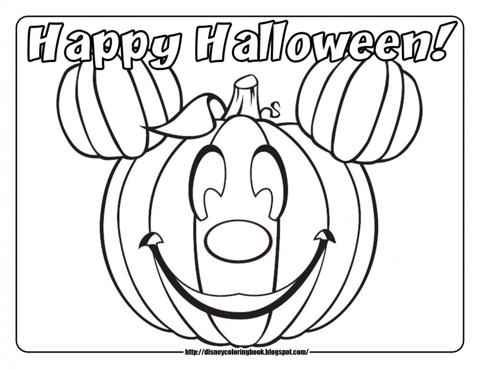 blank halloween coloring pages - photo#26