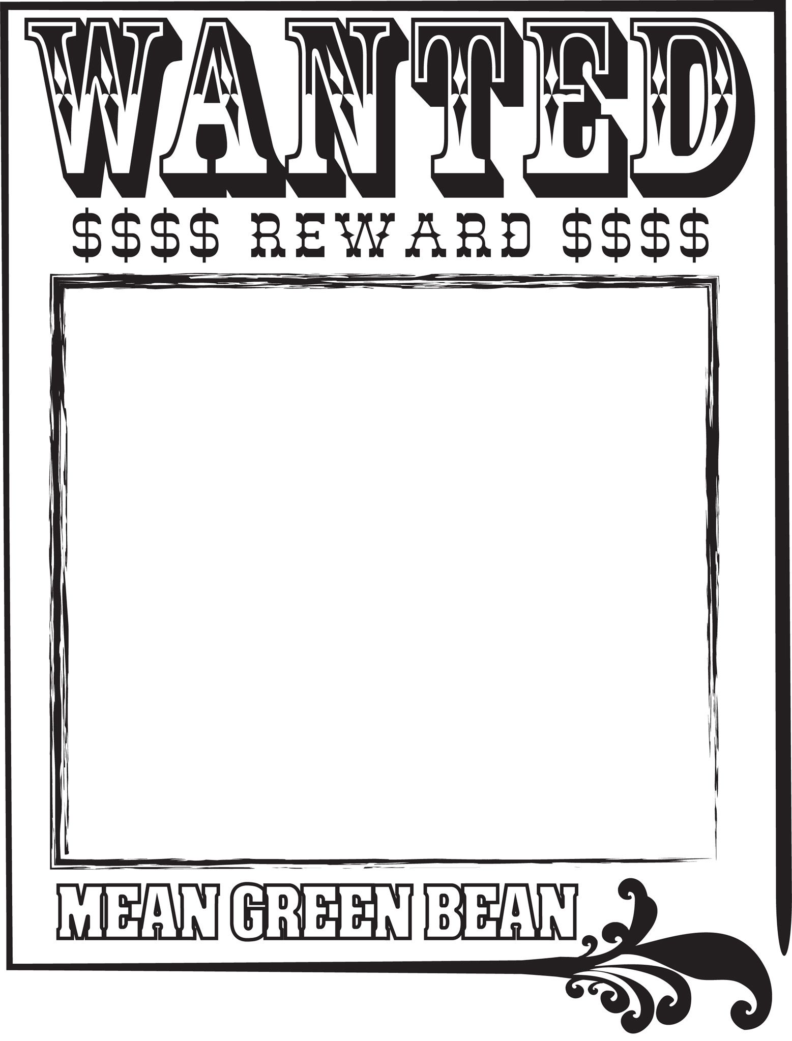 Doc450633 Most Wanted Sign Template 29 FREE Wanted Poster – Wanted Poster Format
