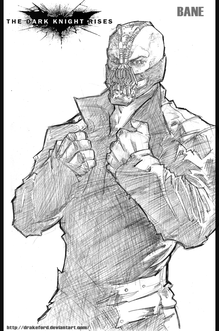 The Dark Knight Rises Colouring Pages
