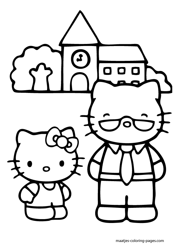 6 Pics Of Hello Kitty Superhero Coloring Pages Rhcoloringhome: Hello Kitty Superhero Coloring Pages At Baymontmadison.com