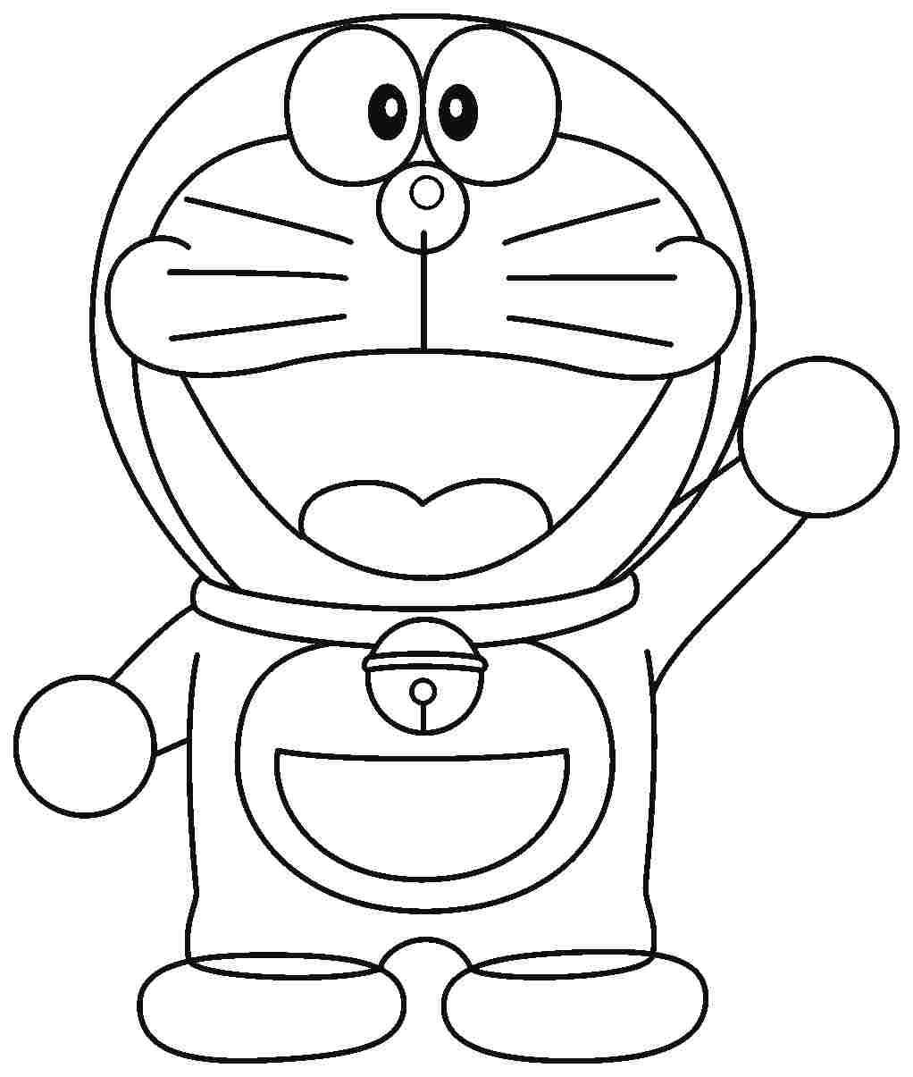 Wallpapers doramon cartoon doraemon coloring pages printable