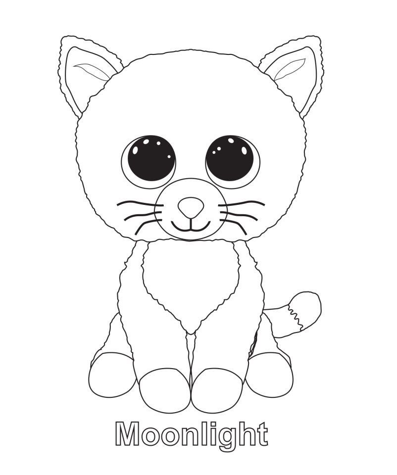 boo boo coloring pages - photo#24
