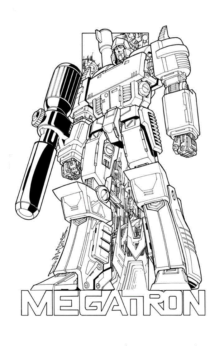 Transformer Robot In Disguise Bumblebee Coloring Pages