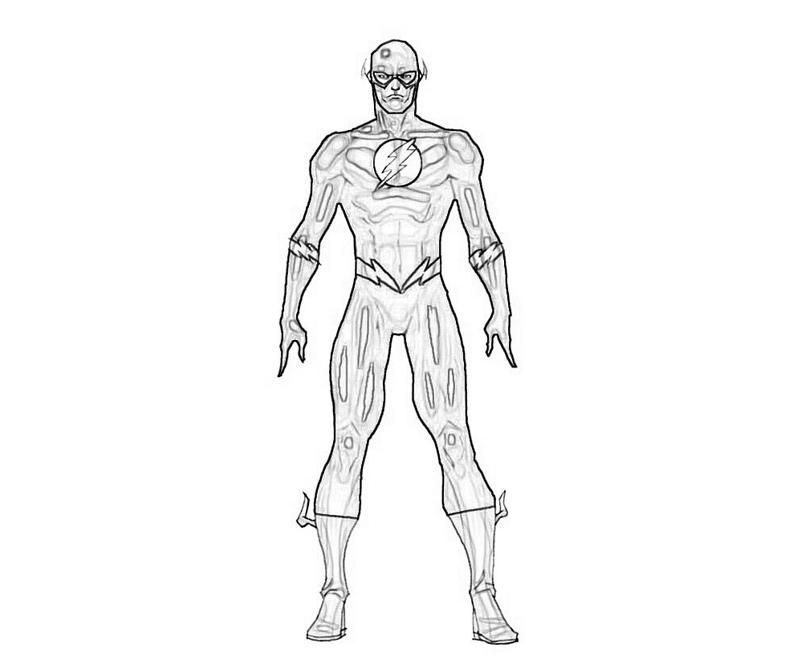 the flash coloring pages running voteforverdecom