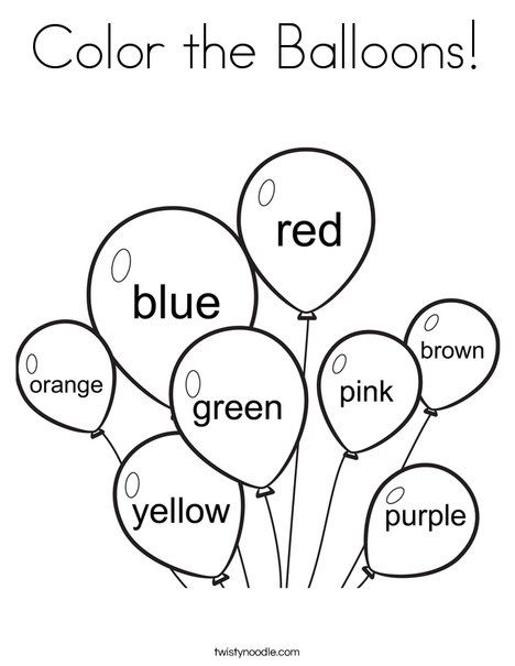 Worksheets Coloring Pages - Coloring Home