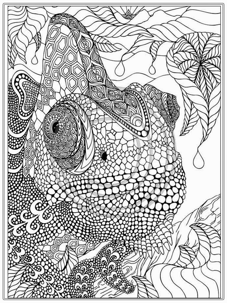 intricate christmas coloring pages - photo#28