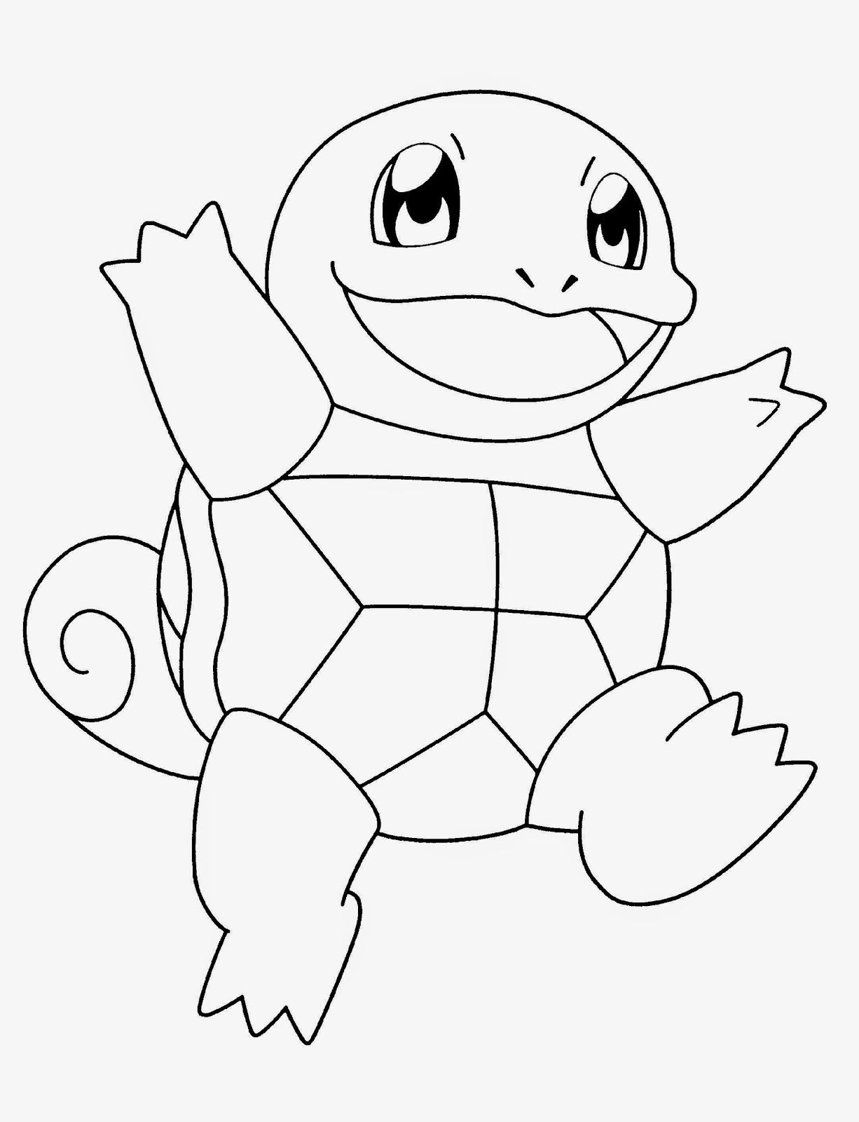 Colouring Pages Pokemon Black And White : Free Pokemon Coloring Pages Black And White Coloring Home
