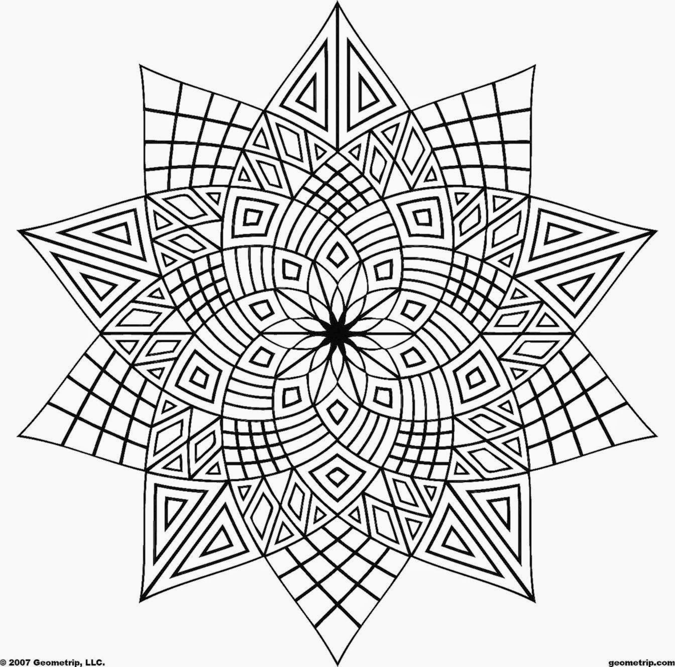 Printable Coloring Pages For Tweens - High Quality Coloring Pages ...